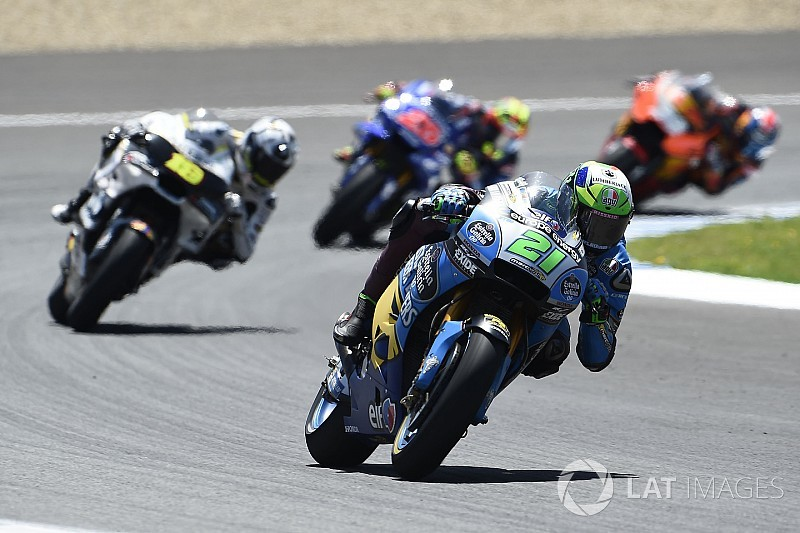 Marc VDS dismisses rumours about MotoGP future