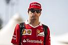 """Räikkönen a 2017-es szezonjáról: """"Nem úgy alakult, ahogy azt elképzeltem…"""""""