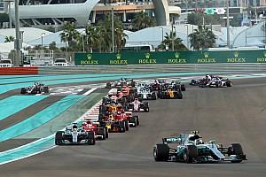 Formula 1 Breaking news Dull Abu Dhabi GP