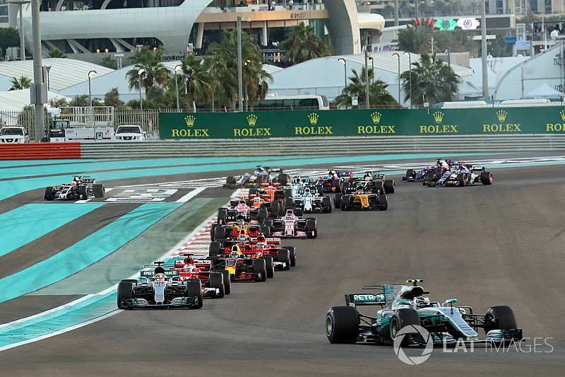 "Dull Abu Dhabi GP ""not what we want"", says F1 boss"