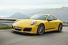 Auto Porsche présente sa nouvelle 911 Carrera T