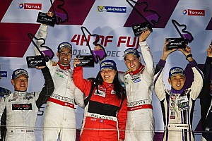 Asian Le Mans Race report Cosmo and Byrne take commanding Asian Le Mans Series victory at Fuji International Speedway