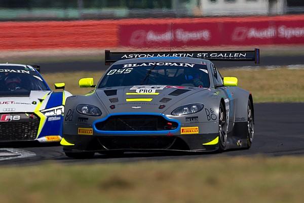 BES Qualifiche Vaxiviere, Dennis e Thiim portano l'Aston Martin in pole a Silverstone
