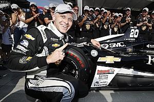 IndyCar Noticias Carpenter se lleva la pole de la edición 102 de la Indy 500