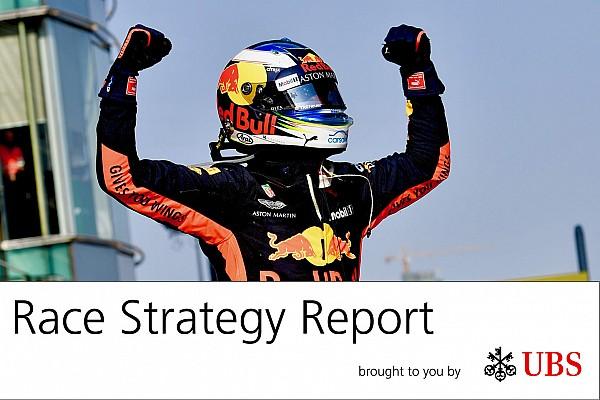 Formula 1 Strateji Raporu: Red Bull, Ferrari ve Mercedes'e pabuçlarını nasıl ters giydirdi?