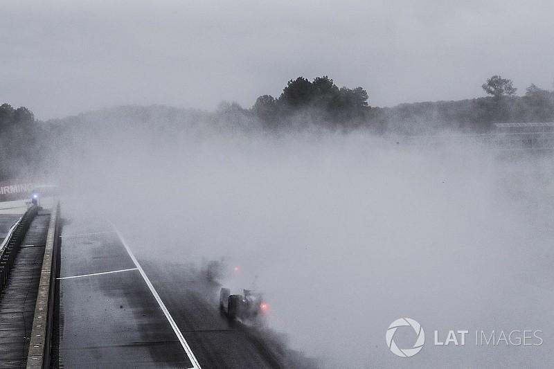 Barber IndyCar: Yarış Pazartesiye ertelendi