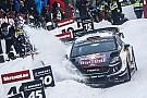 WRC Fotogallery WRC: la terza e ultima tappa del Rally di Svezia 2018