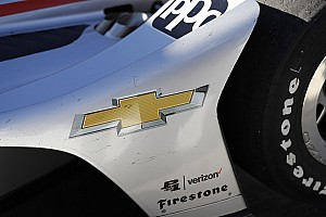 IndyCar Noticias Chevrolet, y Honda trabajaron con IndyCar para el motor de 2020