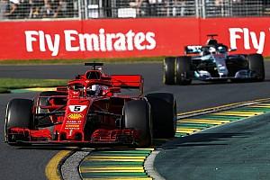 Formule 1 Diaporama Photos - La course du GP d'Australie 2018