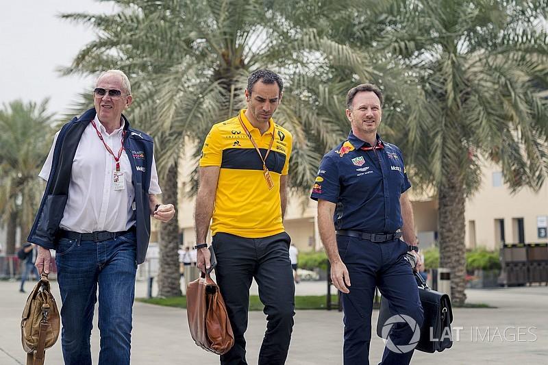 Red Bull'la devam etmeye sıcak bakan Renault iki hafta daha süre verdi!
