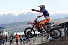 Mondiale Cross MxGP Jeffrey Herling domina il GP del Trentino e torna Tabella Rossa