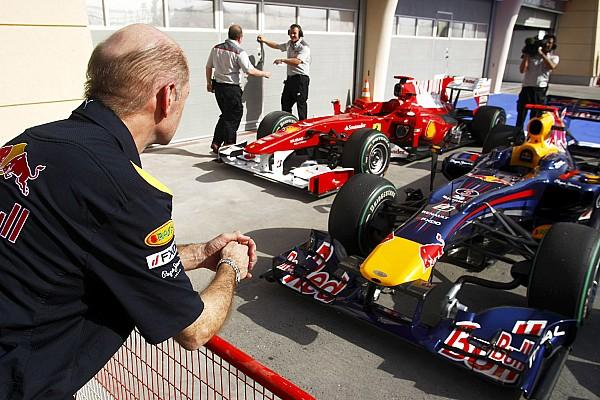 Jaguar, Ferrari, Mercedes... ces écuries qui ont tenté Adrian Newey