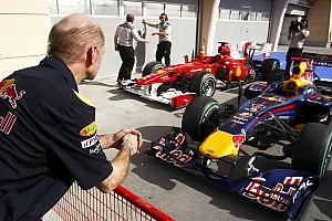 Fórmula 1 Artículo especial GALERÍA: Adrian Newey y sus diseños