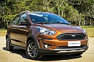 Automotivo Primeiras impressões Ford Ka FreeStyle: Hora de crescer