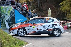 Rallye suisse Résumé de course Victoire et deuxième place dans le Championnat Junior pour Michellod