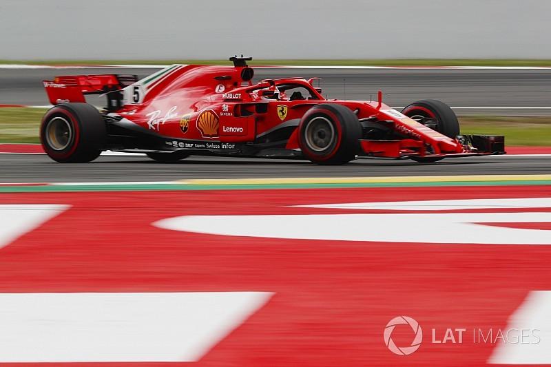 Vettel espera un Gran Premio de España muy apretado