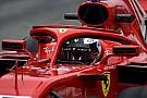 Kimi faz ressalvas, mas aprova primeiro dia da Ferrari