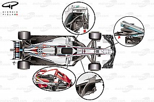 What are F1's biggest design trends in 2018?