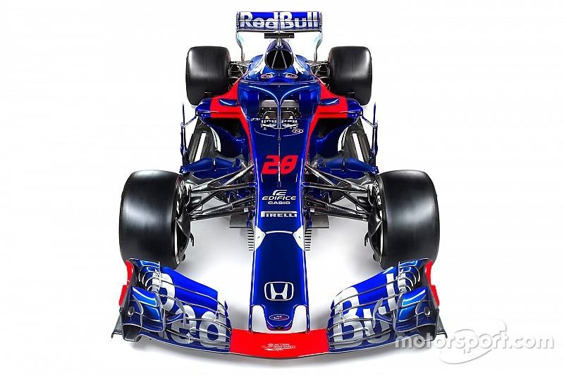 Toro Rosso официально представила STR13