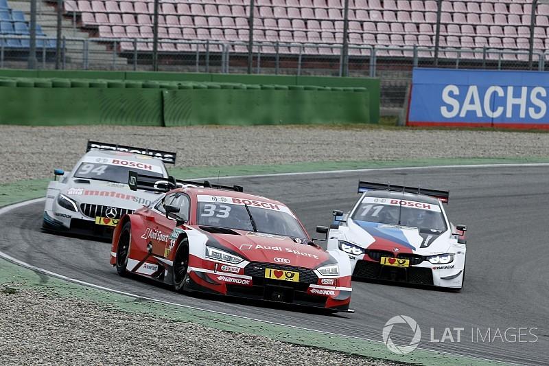 DTM-Testabschluss in Hockenheim: Audi vorn, Bestzeit bleibt bei BMW