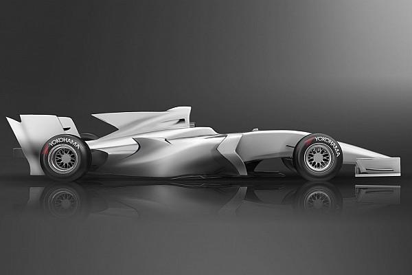 Super Formula News Japanische Super-Formula stellt Designstudie für 2019 vor