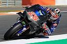 Yamaha ha fatto esordire una nuova carena della M1 nei test di Valencia