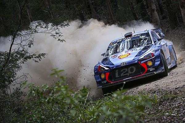 Neuville consuma triunfo en Rally de Australia