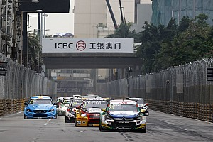WTCC Breaking news Coronel: TCR merger