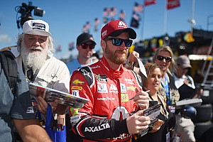 NASCAR Cup Interview Dale Jr. says his NASCAR career