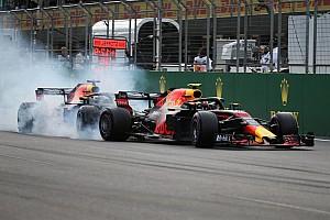 Formula 1 En iyiler listesi Galeri: Saniye saniye Ricciardo - Verstappen kazası