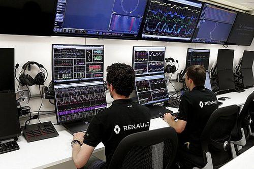 Renault : un nouveau banc d'essai taillé pour le règlement 2021
