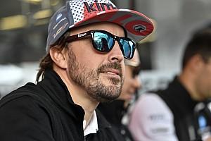 Alonso vise Bathurst dans le futur