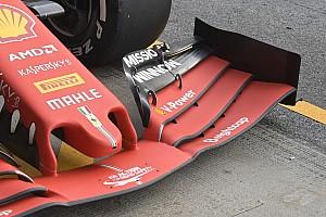 Analisis: Ragam desain sayap depan F1 2019