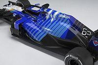 """F1新車""""雑感""""解説:ウイリアムズFW43B。昨年のレーシングポイントのようなサイドポンツーン"""