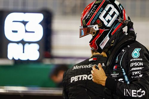 George Russell to drive for Mercedes F1 team in 2022
