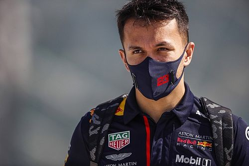 Albon devrait piloter une Ferrari en DTM