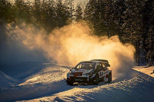 Fotogallery WRC: gli scatti più belli del Rally Arctic Finland