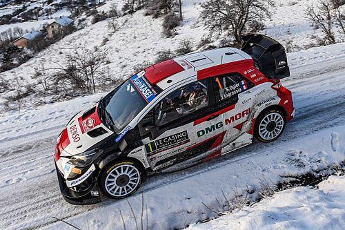 Ogier solide avant la dernière étape du Rallye Monte-Carlo 2021