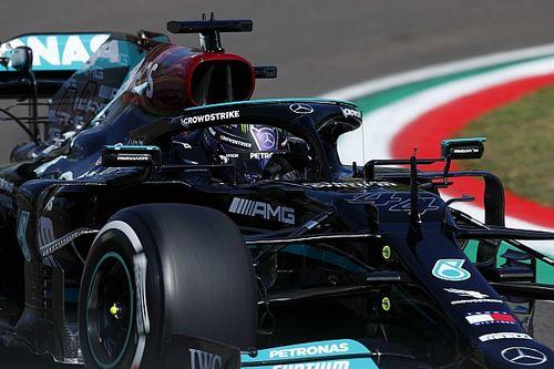"""Hamilton: """"Mercedes OK, ma la vera Red Bull non l'abbiamo vista"""""""