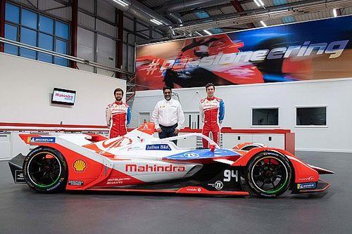 Mahindra retains Lynn for 2020/21 Formula E season