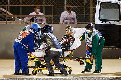 格罗斯让在巴林开场圈事故中火海逃生