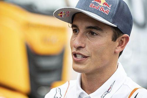 Marquez weer geopereerd, herstel duurt mogelijk zes maanden