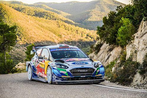WRC, Rally Spagna, PS11: guai al differenziale per Fourmaux