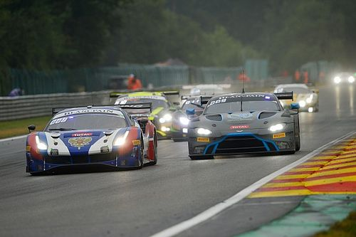 Spa 24 Hours abandons plans for 25-hour race