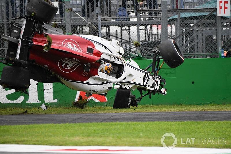 Így törtek a több millió eurós F1-es technikák 2018-ban: figyelem, az anyagi kár jelentős!