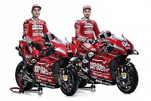 Ducati, 2019 MotoGP renk düzenini tanıttı!