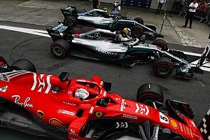 Hamilton corrió mejor y manejó mejor que Vettel, cree Stroll