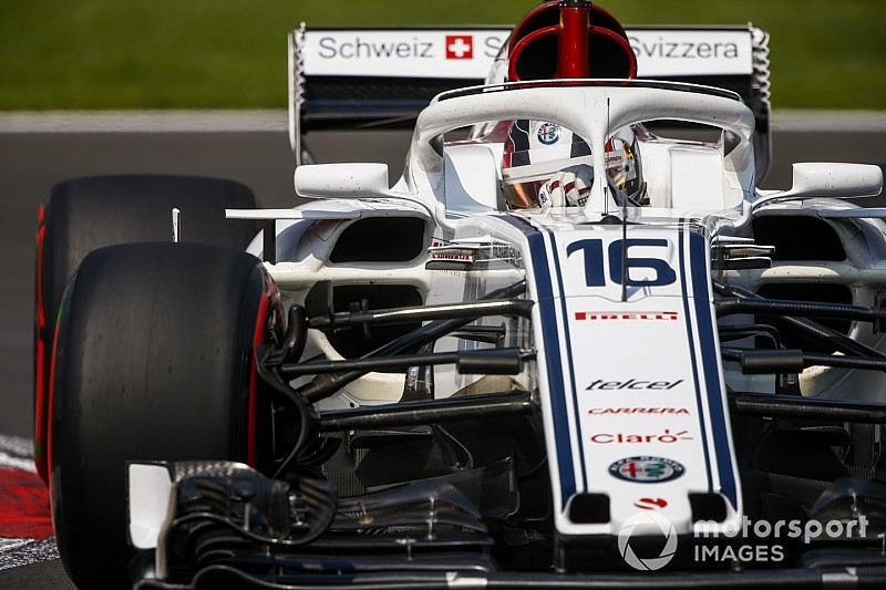 Леклер: Sauber зараз і на початку 2018 року – різні команди