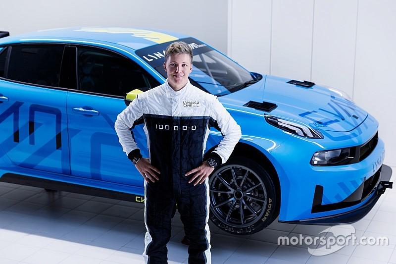 Yann Ehrlacher è il quarto pilota della Lynk & Co Cyan Racing