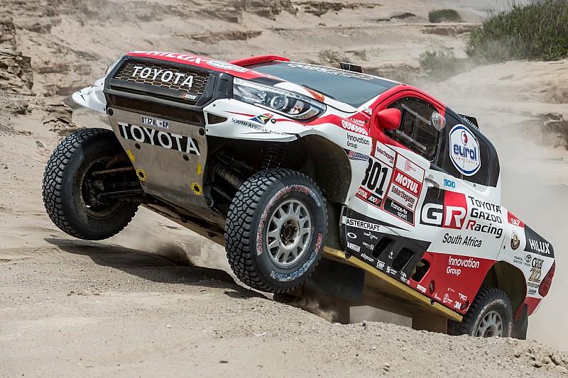 Dakar 2019, Stage 4: Al-Attiyah extends lead